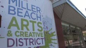 Rejuvenating Miller Beach through art