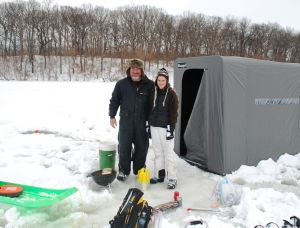 Friends of Fishing and Valpo Parks to host ice fishing derby