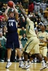 Harangody's 36 points lead Irish to win at South Florida