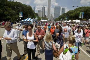 Taste of Chicago canceled for day due to storms
