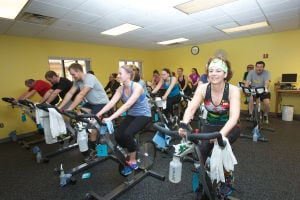Live to 100 Mom!: Cycling classes provide productive workout for all ages and skill levels
