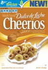 Dulce de Leche Cheerios by General Mills