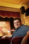 Jordan Chaddock gets 'creative' for Memorial Opera House