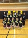 OLG wins Seton VB League eighth-grade title