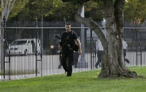 Secret Service head takes onus for White House breach