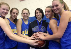 Highland girls hoops riding resurgence to success