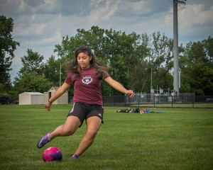 Gallery: Soccer Player of the Year Nicole Vega