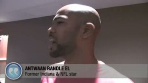 Randle El discusses his retirement
