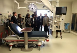 Methodist celebrates new emergency department