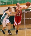 Kankakee Valley's Lauren Stokes