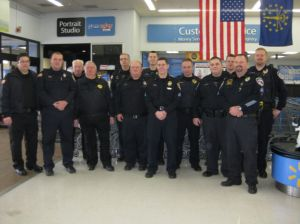 Cops seek donations for holiday gift drive