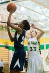 Bishop Noll sophomore guard Naomi House