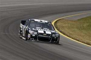 Johnson dominates in win at Pocono Raceway