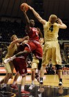 No. 20 IU ends 5-game skid against Purdue