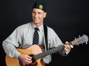 Library hosts musical tribute to Civilian Conservation Corps
