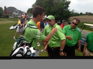 Valpo run ends at The Legends in state golf