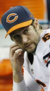 AL HAMNIK: Bears' Cutler should take notes in these playoffs