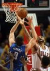 Chicago Bulls' Carlos Boozer