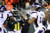 Webb, Peterson help Vikings upset Eagles