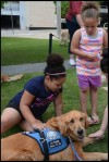 Comfort Dogs in Oklahoma