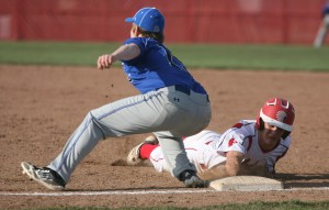 Lake Central freshman shines against Portage baseball team