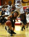 Hobart nabs girls hoops season opener over Cardinals
