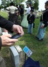 Graveside rites recall Civil War sacrifice