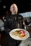 Executive Chef Randy Berg expresses artistry through food, teaching others
