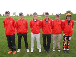 Beecher's Barber fifth, Bobcats ninth in Class 1A