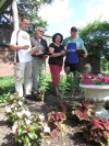 OFFBEAT: Purdue Cal garden contest winners know flower power