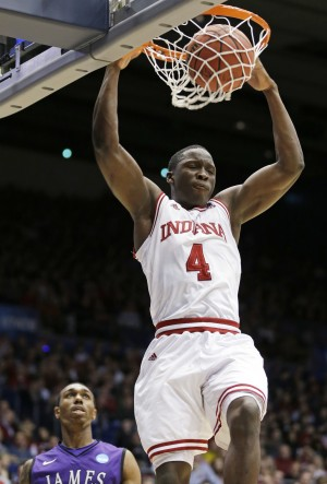 COLLEGE BASKETBALL ROUNDUP: Hoosiers dominate James Madison in their NCAA opener