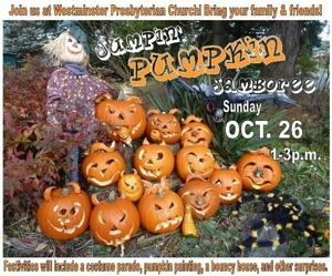 Jumpin' Pumpkin Jamboree