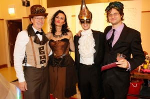 International Beethoven Project's Masquerade of Love ball