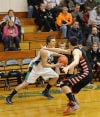 Brandon Galambos, Illiana Christian guard