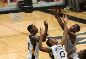 Marian Catholic guard Ulis too much for T.F. South