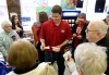 Lottery ticket giveaway draws crowd in Crown Point
