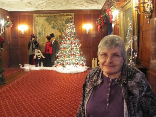 Christmas at Barker Mansion offers glimpse of holiday during 1850s