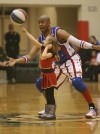 Globetrotters come to town