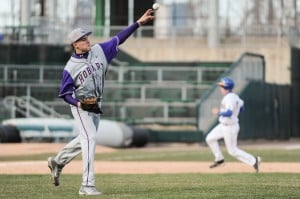 Highland charges past Hobart baseball team