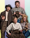 """The Beverly Hillbillies The Musical"" cast"