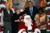 Seniors party with St. Nick, mayor