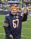 Ted Karras Sr. at Soldier Field