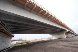 Nine Span Bridge to open Monday; Columbia Ave. bridge reopens