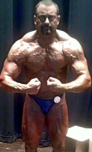 Munster police sergeant makes bodybuilding comeback