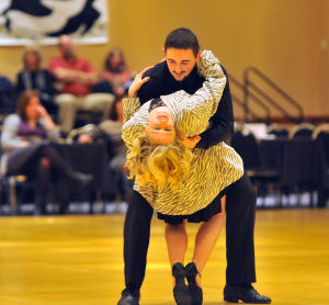 Dancing with the Stars event takes to floor in Merrillville