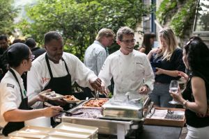 Rick Bayless celebrity event of the season and don't forget the Festival of the Lakes