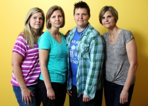 Gene mutation affects group of sisters