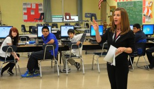 Scott Middle School students navigate virtual finances