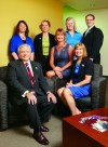 Valpo Chamber staff