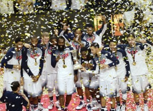 USA wins basketball worlds over Serbia